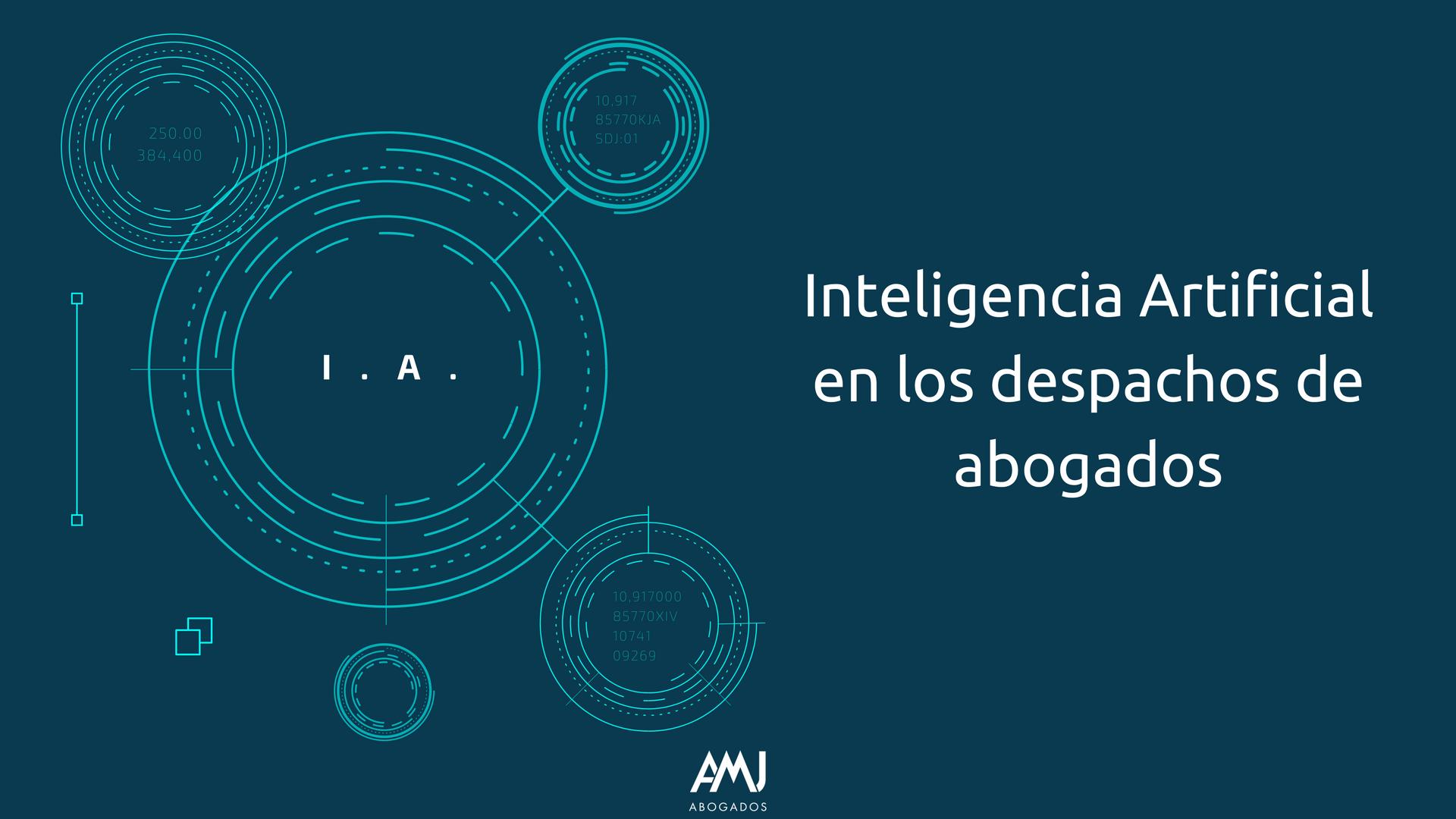 La inteligencia artificial en los despachos de abogados